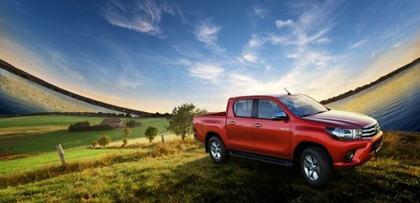 Toyota Hilux 2.8G 4×4 AT 2019