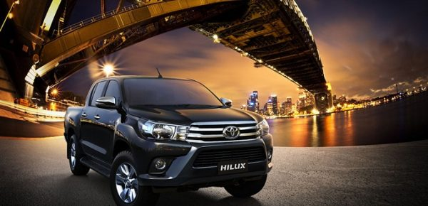 Toyota Hilux 2.4E 4×2 AT 2019